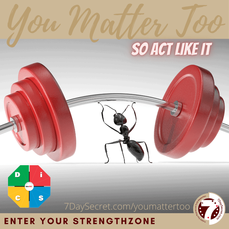 How To Enter Your StrengthZone