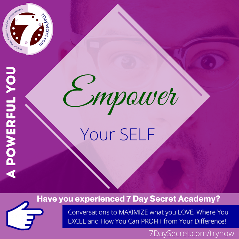 A Powerful You | Empower Your SELF